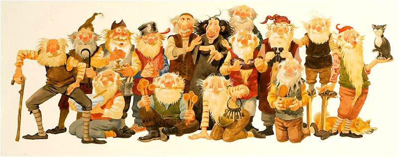 iceland 39 s yule lads bring you the gift of bungalo bungalo. Black Bedroom Furniture Sets. Home Design Ideas